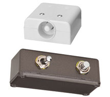 Concealed Desk Switch 15-x Series