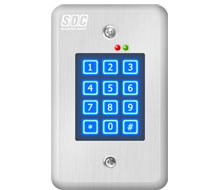 Digital Access Control Keypad 918 Series