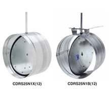 Click here to shop the RUSKIN CDRS25 Series now!