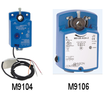 Direct Coupled Actuators Non-Spring Return M9100 Series