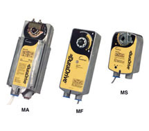 Direct Coupled Actuators Spring Return MA, MF, MS Series