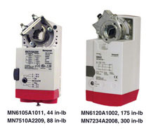 Direct Coupled Actuator Non-Spring Return MN Series