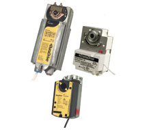 Direct Coupled Actuators Non-Spring Return MF4, MS4 Series