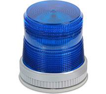 XTRA-BRITE Single Color LED Adverse Location Visual Signals 105XBRM Series