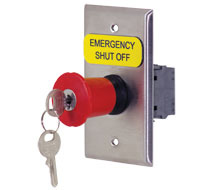 Emergency Operator Stations E-Stop ESP Series
