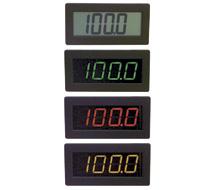 Kele 3-1/2 digit Large Black/Red/Green/Amber Panel Display LPI-4