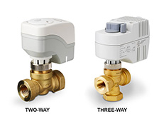 Click here to shop the SIEMENS 599 Zone Valve Series now!