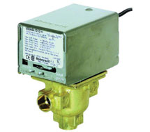 2 -Position, Low Voltage Control Zone Valves V8044 Series