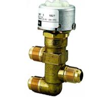 Pneumatic Three-Way High Pressure Water Valve  VP526A Series
