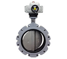2-Way Butterfly Valve KB Series 2-Way