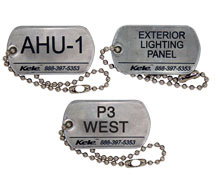 Stainless Steel Tags SSTAG