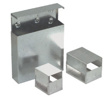 B Series Small Two-Piece Enclosures B Series and Window Kits