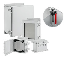 Polypro™ Type 4X non-metallic enclosures