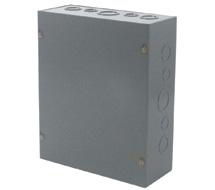 Hoffman NEMA 1 Screw Cover Box ASE Series