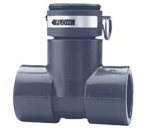 Badger Meter PVC Tee Flow Sensor 228PV Series