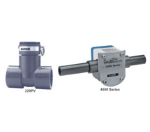 Badger Meter PVC Inline Flow Sensor 4000 Series