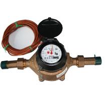 Badger Meter Recordall® Nutating Disc Meters RCDL Nutating Disc