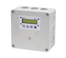 Intec Single Point Transmitter and Controller SPC3 Series