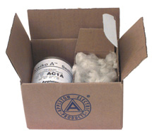 Kwiko Sealing Cement and Fiber Filler Kits AC1F01A