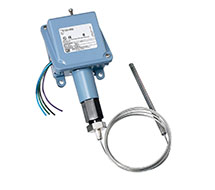 United Electric 120 Series Xproof Temperature Switch B12x, C12x, E12x, F12x Series