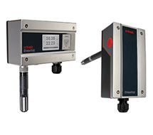 Rotronics 1% Room and Duct Multi-Parameter Humidity and Temperature Transmitter HF5 Series