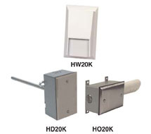 Kele 2% Wall, Duct and OSA Humidity Transmitters H_20K Series