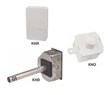 Kele 2% Wall, Duct, and OSA Humidity Transmitters KH2 Series