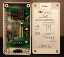 PLC Multipoint Single Level Lighting Controller LC8