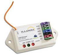 EnOcean Wireless Dimmer/Controller E9X-DxxFP Series