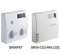 EnOcean Room Temperature, Humidity and CO2 Sensors EasySens Room Sensors