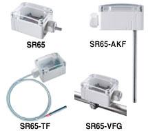 EnOcean Strap-on, Duct, Remote, and Outdoor Temperature Sensors EasySens Temperature Sensors