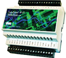 BACnet MS/TP and Modbus RTU Programmable I/O ValuPoint VP4-23 Series