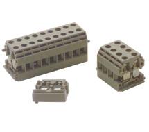 ContraClip Panel Mount Terminal Blocks BKA/1