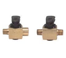 Isolation Valves and Pressure Regulators PV600 Series