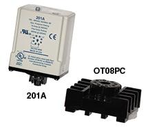 MotorSaver™ Three-Phase Voltage Monitor 201A