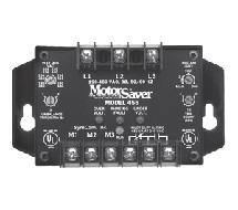 MotorSaver™ Three-Phase Voltage Monitor 455 Series