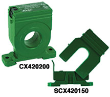 AC Current Transducers with Current Output CX, SCX Series (Current)