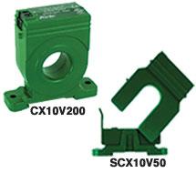 AC Current Transducers with Voltage Output CX, SCX Series (Voltage)