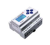 Energy meter with built-in integrator and power supply E5xxxA Series