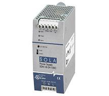 Compact DIN Rail Mount Power Supplies SDN-C Compact Series