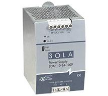 DIN Rail Mount Power Supplies SDN-P Series
