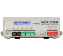 Setra BACnet & Modbus Power Meter Power Patrol Series