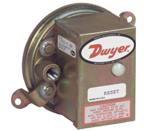 Manual Reset Pressure Switch 1900-5-MR