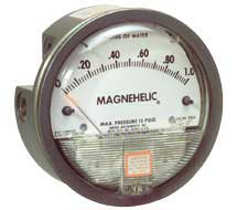 Magnahelic Differential Pressure Indicating Transmitter 605 Series