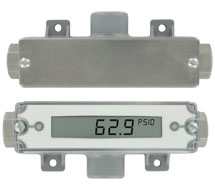 Differential Pressure Transmitter 629C Series