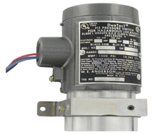 Differential Pressure Switches H3 Series