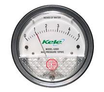 Low Cost Differential Pressure Gauge K2000 Series