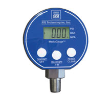 MediaGauge™ Digital Pressure Gauge MG-9V