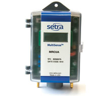 Multi-Range Critical Differential Air Pressure Transmitter MRC Series