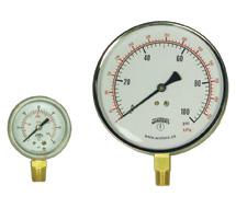 Pressure Gauges PG Series